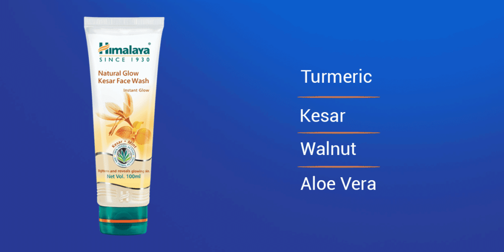 Himalaya Skin whitening face wash