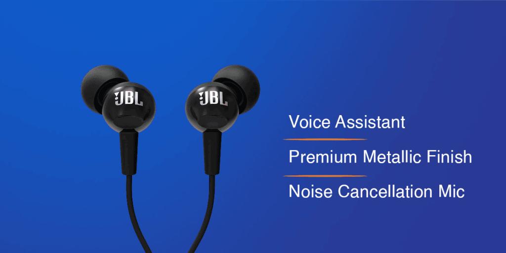 JBL C200SI Earphone