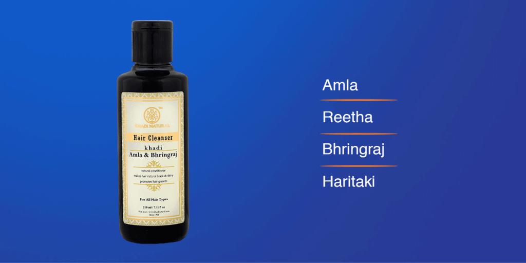 Khadi Herbals Shampoo