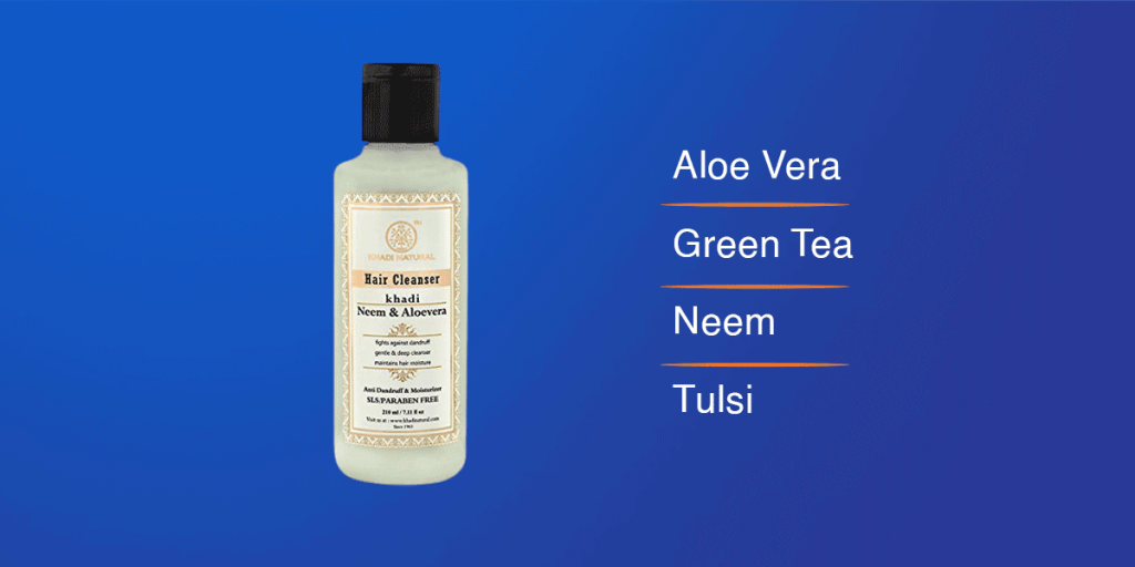 Khadi Neem & Aloe Vera Shampoo