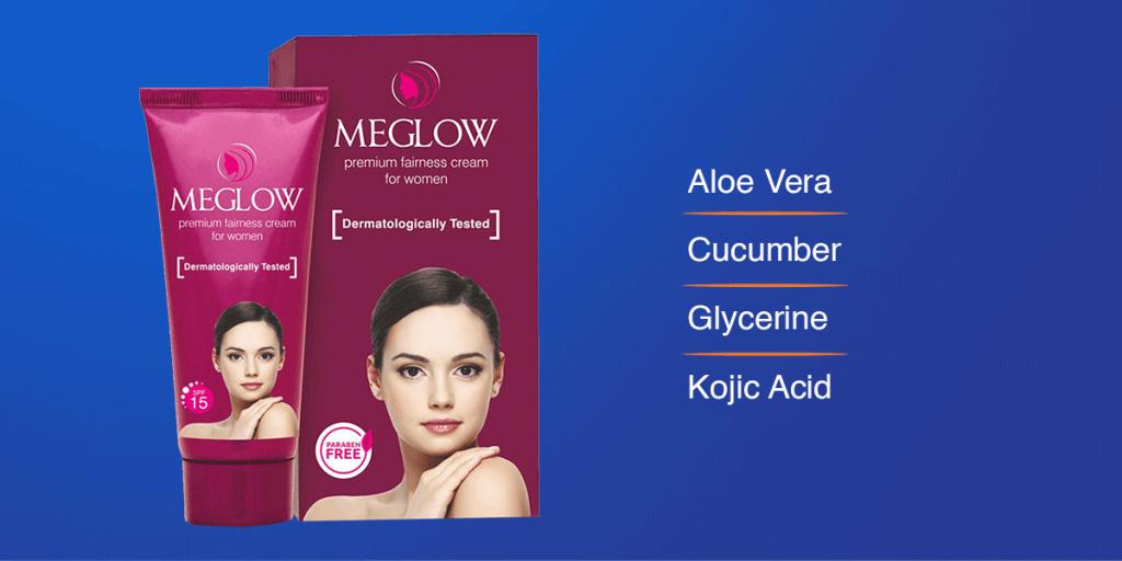 Meglow Cream