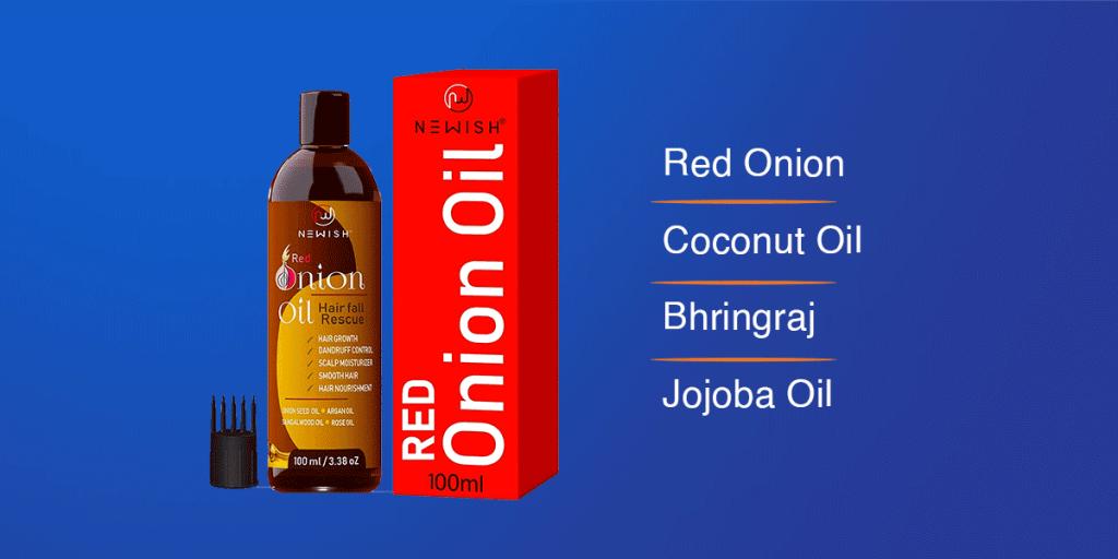 Newish Onion Oil