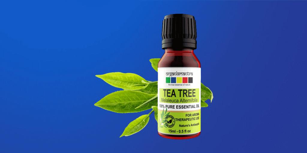 Organix Mantra Tea Tree Essentials Oil