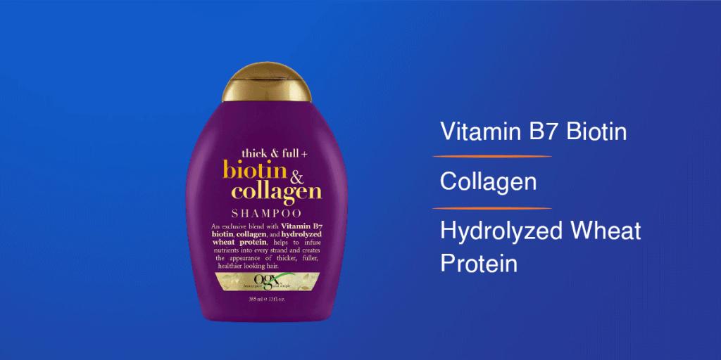 Organix Thick & Full Biotin & Collagen Shampoo