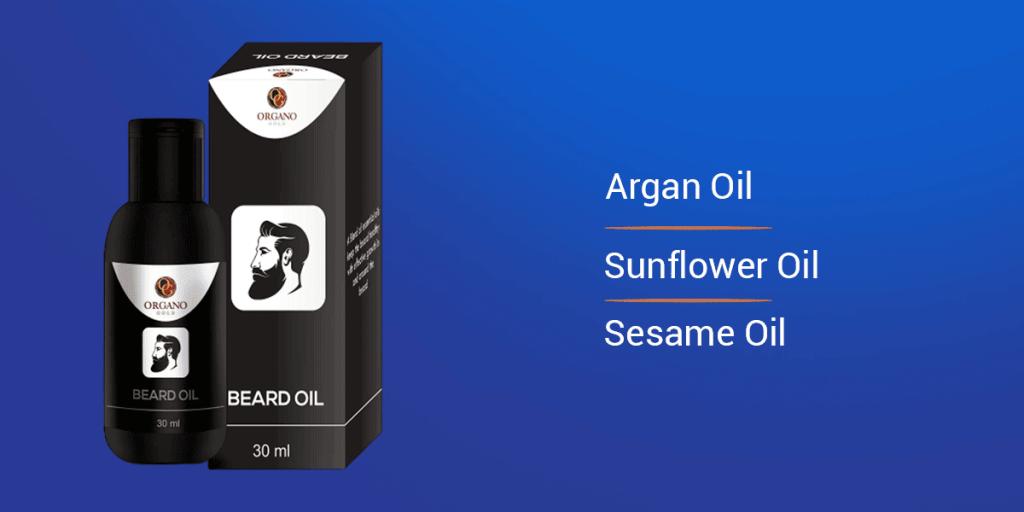 Organo Gold Beard Oil