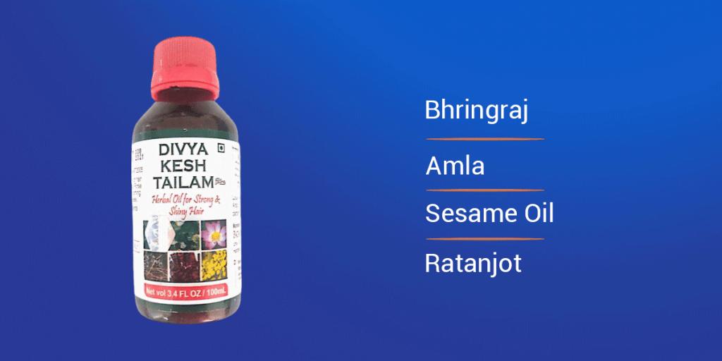 Patanjali Divya Kesh Hair Oil