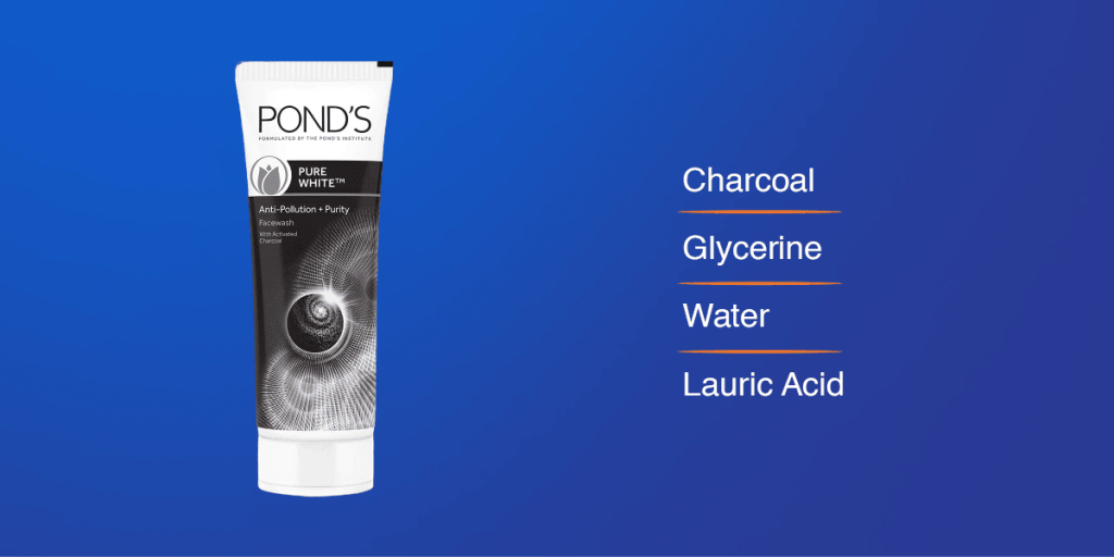 Ponds Charcoal Face Wash