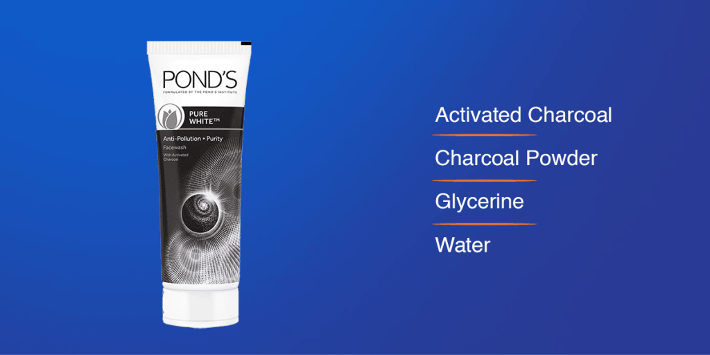 Pond's face wash for women
