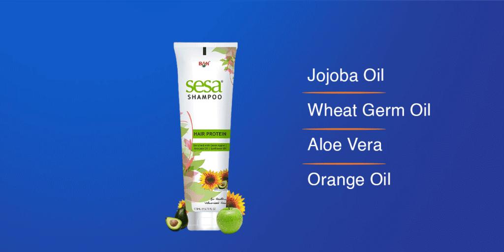 Sesa Hair Protein Shampoo