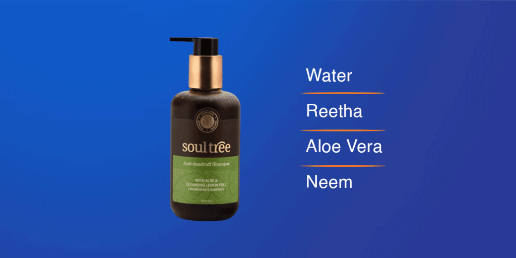 SoulTree Anti-Dandruff Shampoo