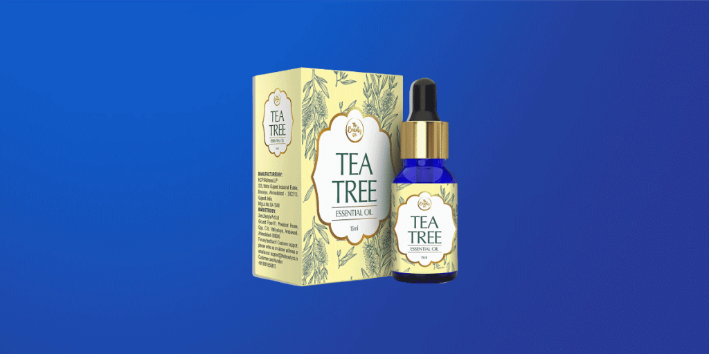 The Beauty Co. Tea Tree Oil