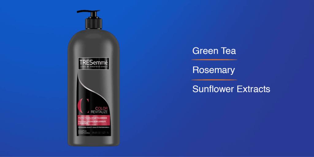 Tresemme Color Revitalize Protection Shampoo