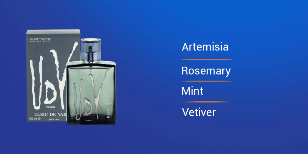 Ulric Perfume for Men