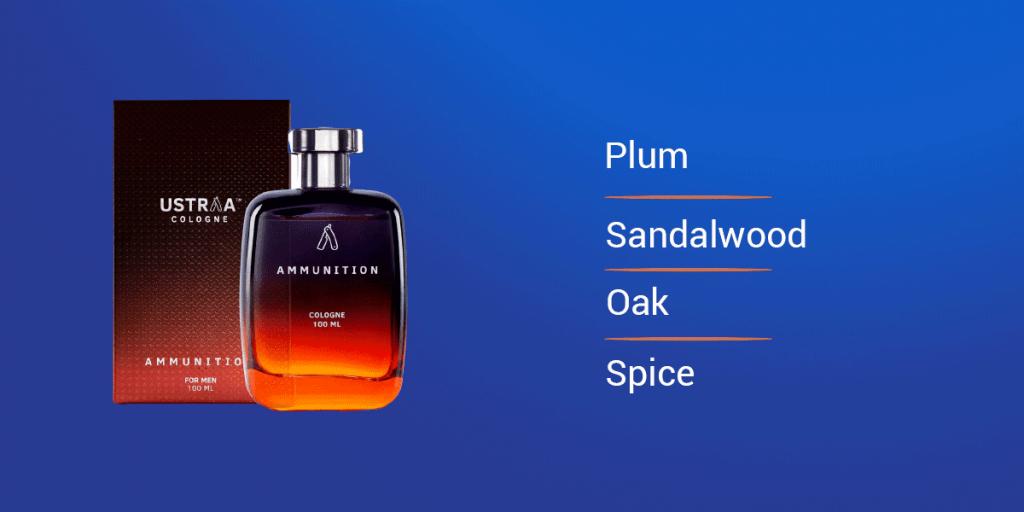 Ustraa Perfume for men