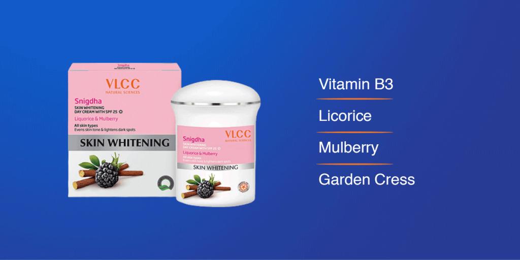 VLCC Snigdha Skin Whitening Day Cream