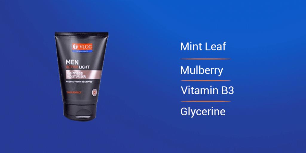VLCC Skin Whitening Cream for men