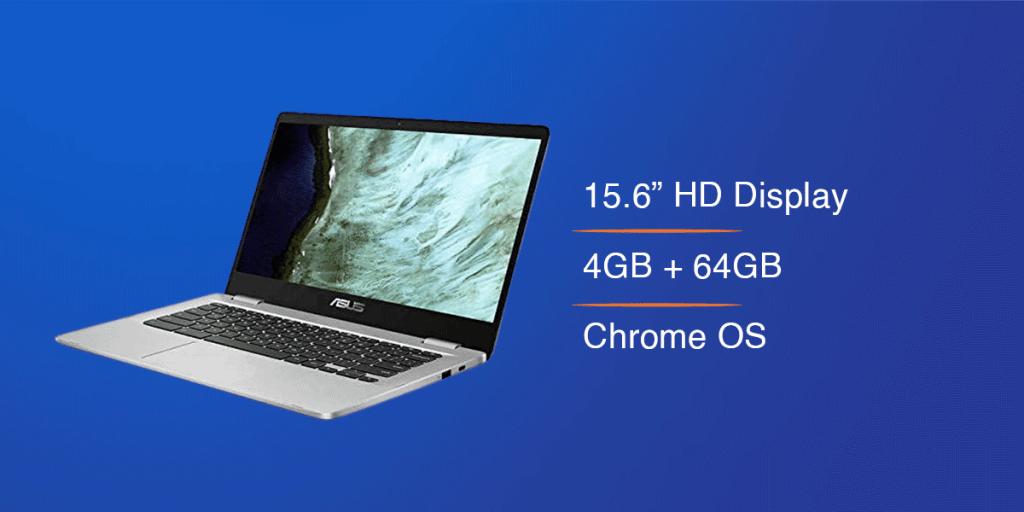ASUS 2019 Touchscreen Chromebook