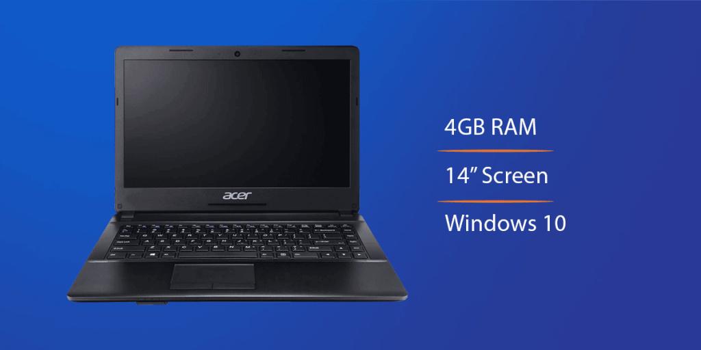 Acer One 4415U Budget Laptop