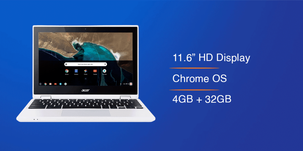 Acer R 11 Touchscreen Chromebook