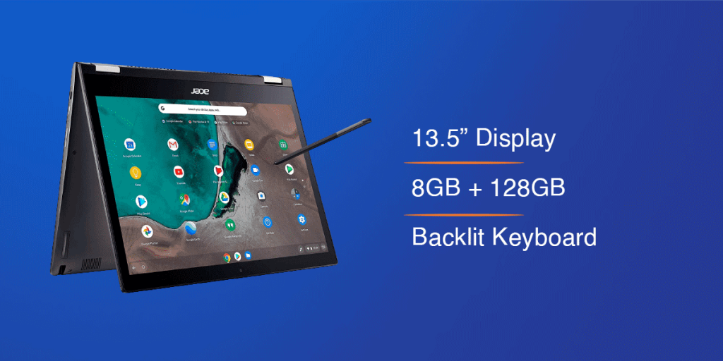 Acer Spin 13 Touchscreen Chromebook