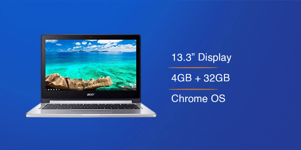 Acer R13 Touchscreen Chromebook