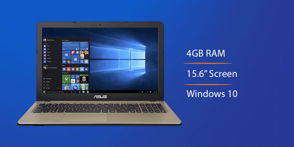 ASUS VivoBook 15 Budget Laptop