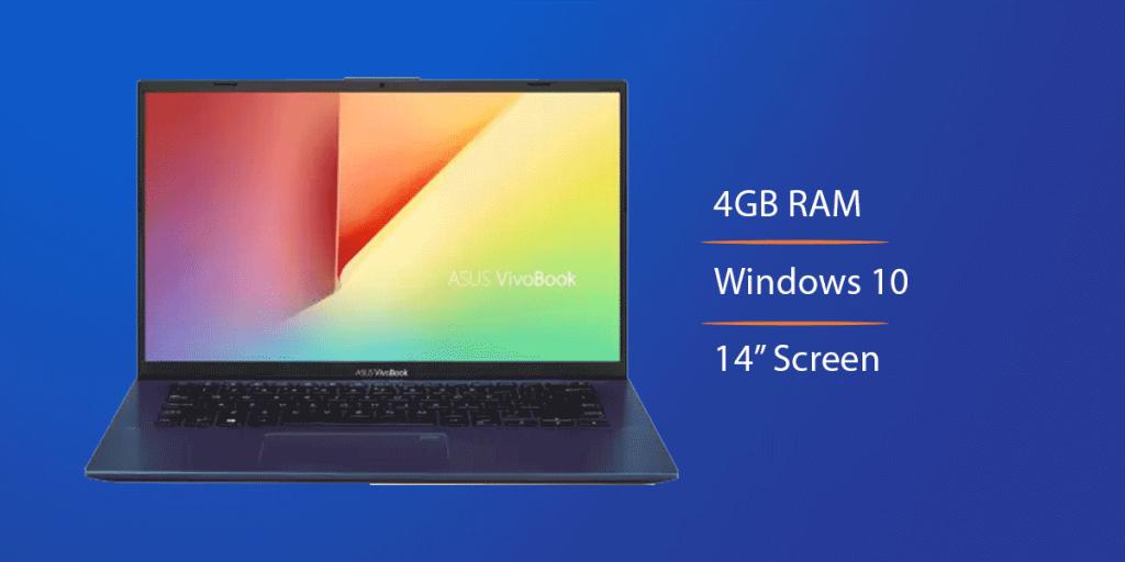 ASUS VivoBook 14 Budget Laptop