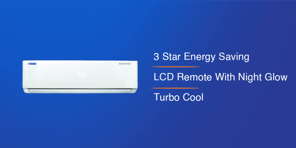 Blue Star 1.5 Ton Inverter Split AC