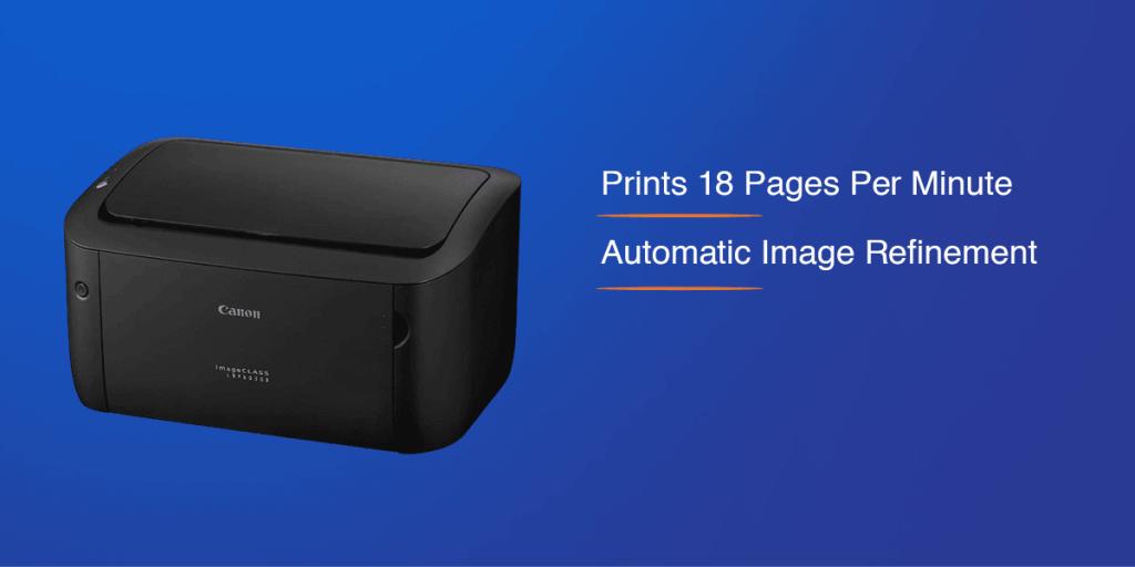 Canon imageCLASS LBP2900B Laser Monochrome Printer
