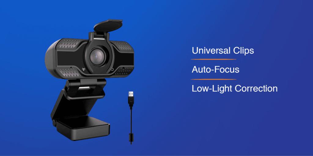 Case U HW2 1080P Webcam