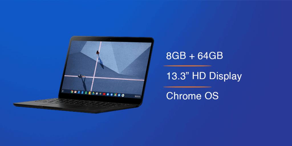 Google Pixelbook Go M3 Touchscreen Chromebook
