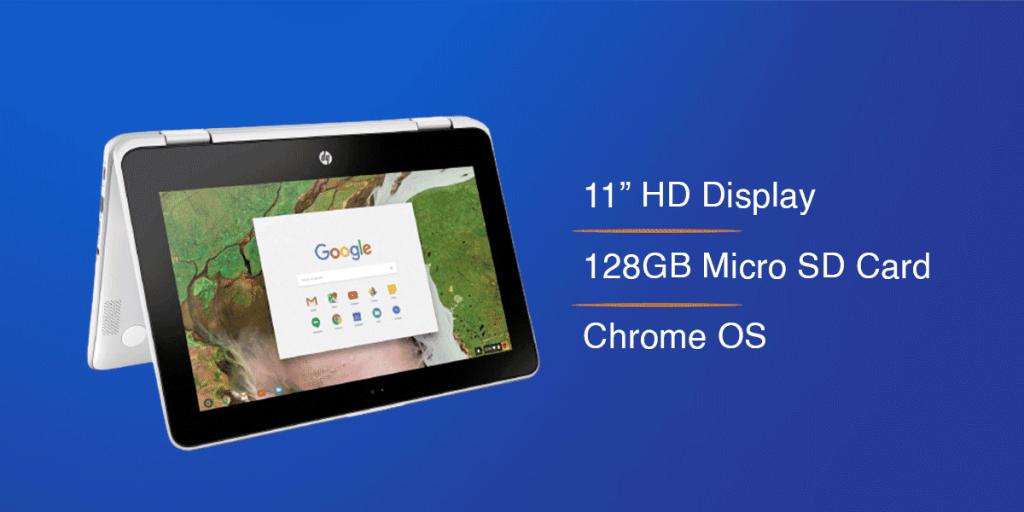 HP X360 Touchscreen Chromebook