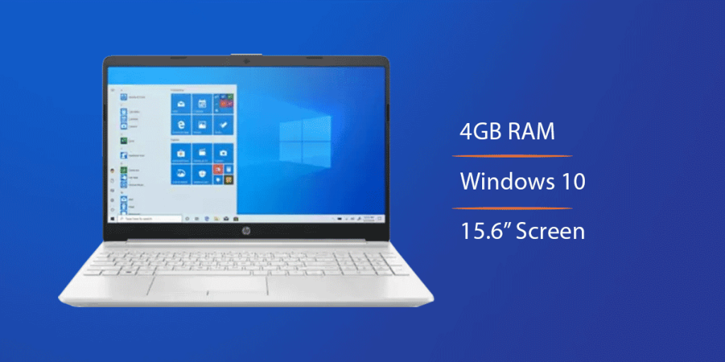 HP 15 Ryzen 3 Budget Laptop
