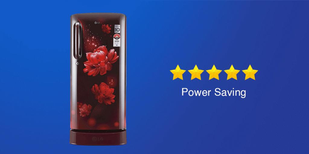 LG 190 Refrigerator