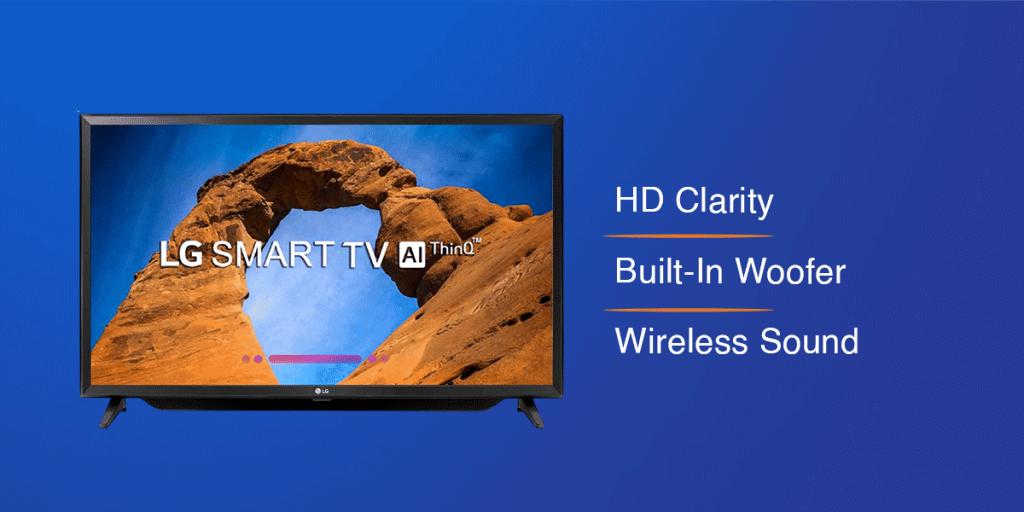 LG HD LED Smart TV