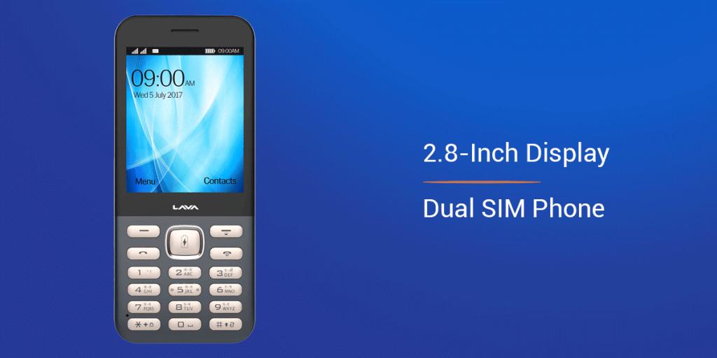 Lava GEM 4G Mobile Phone under 5000