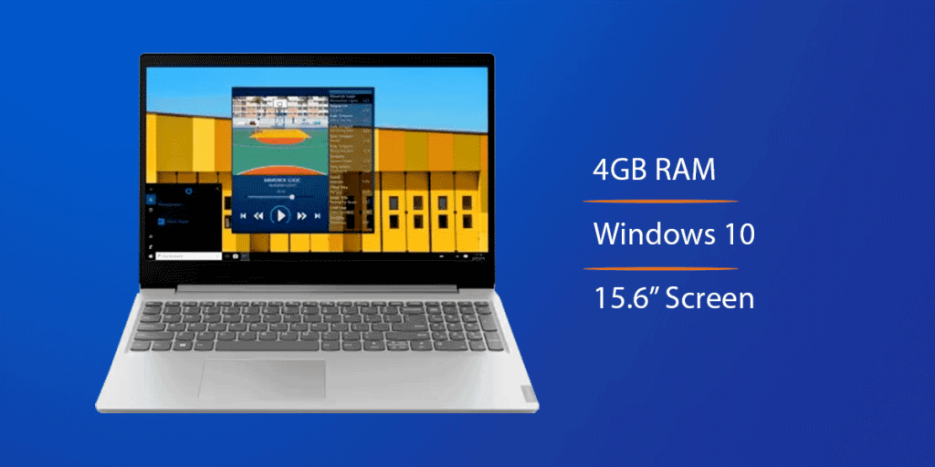 Lenovo Ideapad S145 Budget Laptop