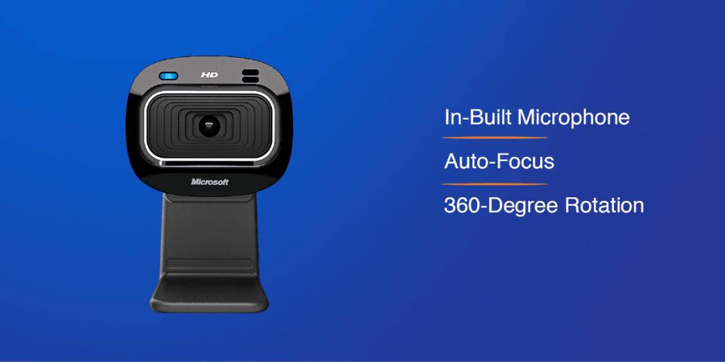 Microsoft LifeCam HD-3000 Web Cam