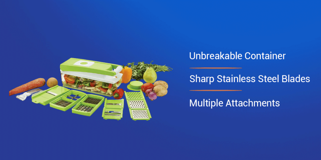 Multipurpose Slicer & Grater
