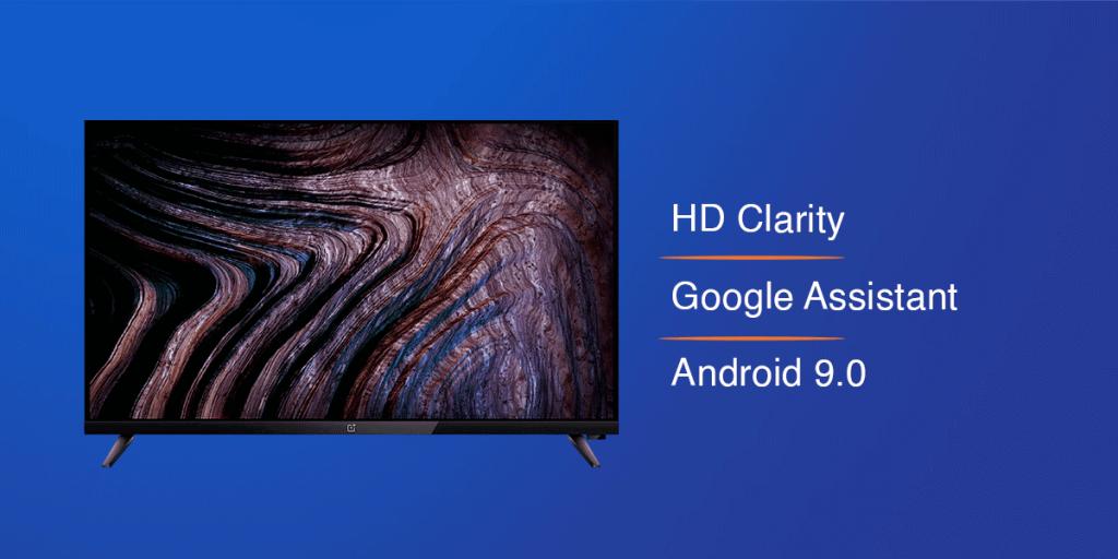 OnePlus Y Series HD LED Smart TV