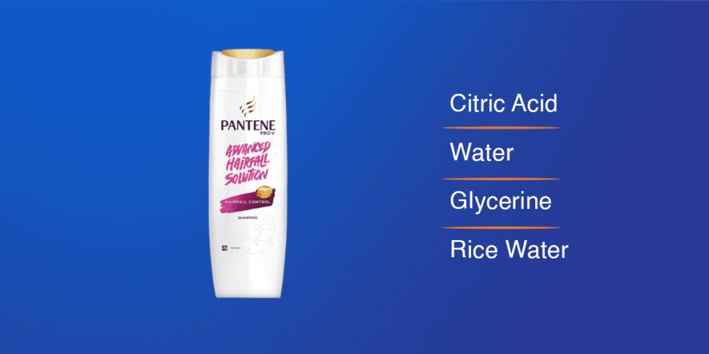Pantene ProV Hairfall Control Shampoo