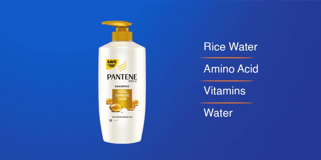Pantene ProV Total Damage Care Shampoo