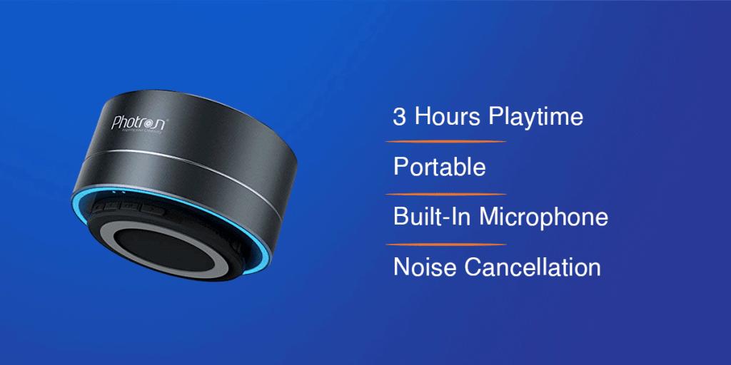 Photron P10 Wireless Speaker