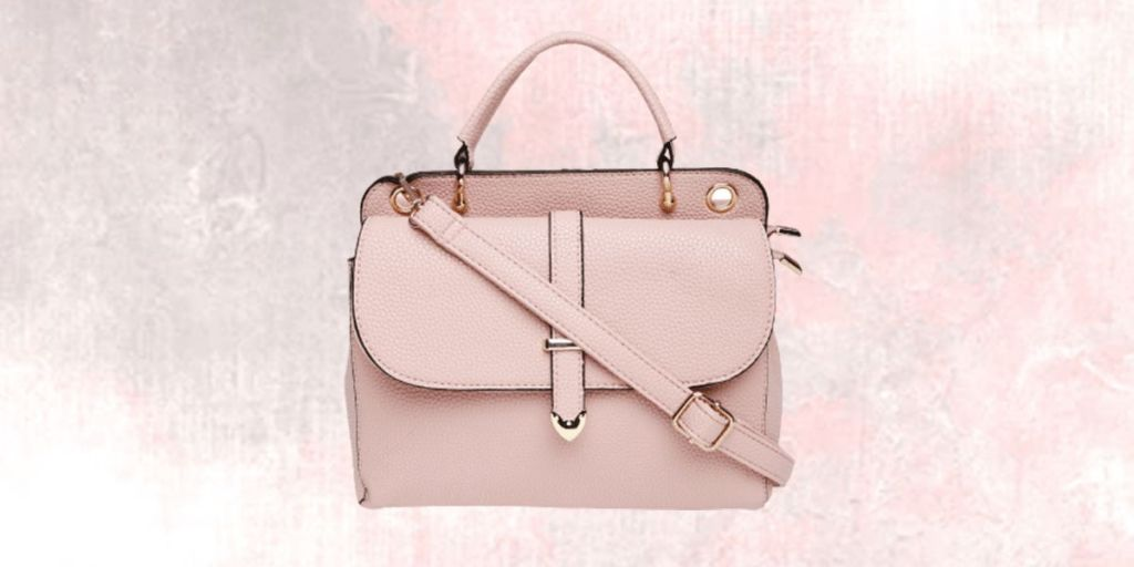 DressBerry Pink Satchel