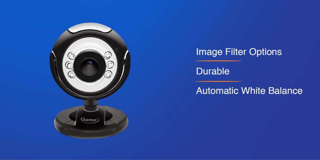 Quantum QHM495LM Webcam