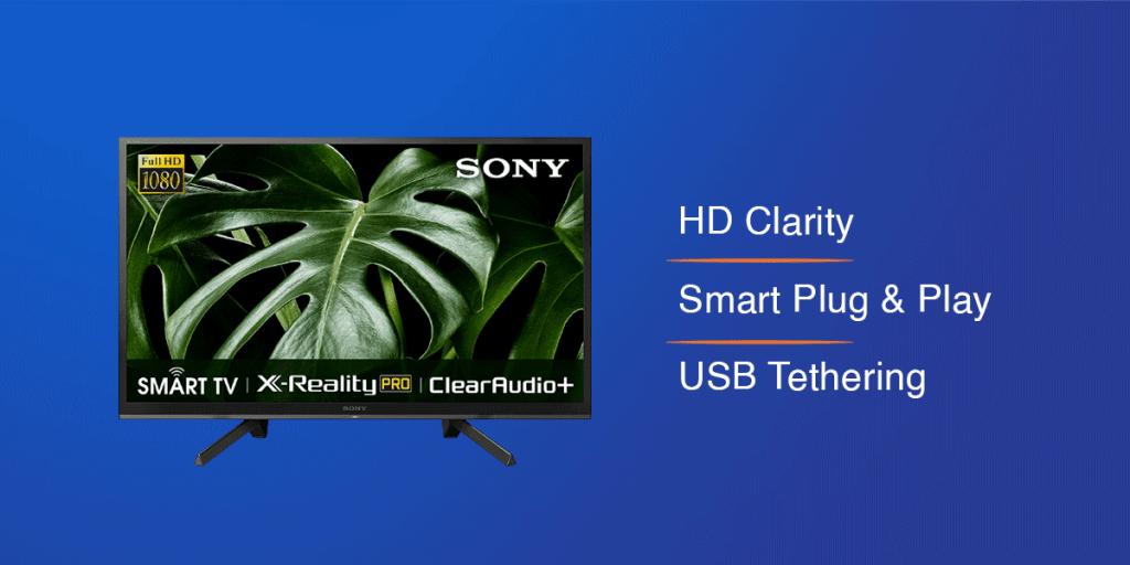 Sony Bravia Full HD Smart LED TV