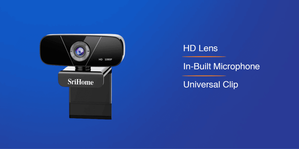 Srihome SH003 2MP Webcam