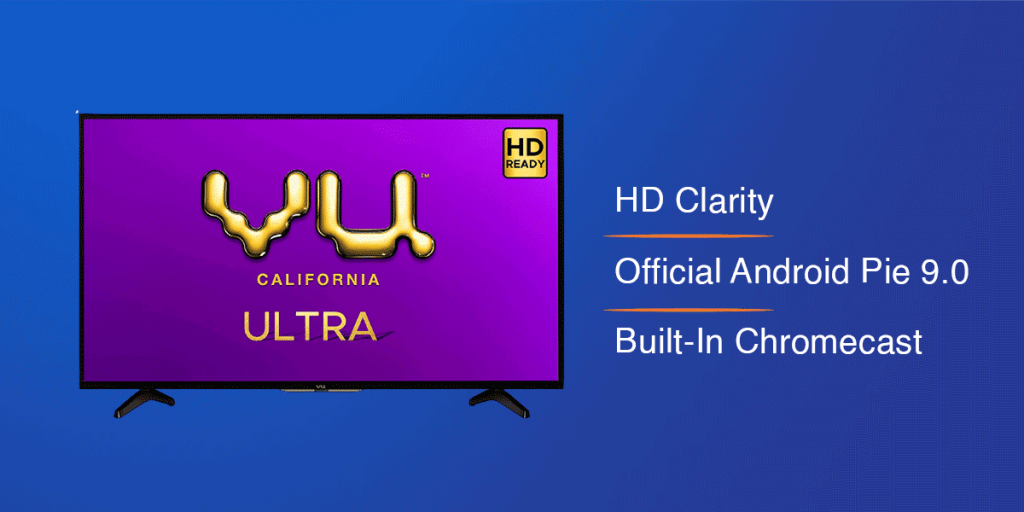 Vu HD Android LED TV