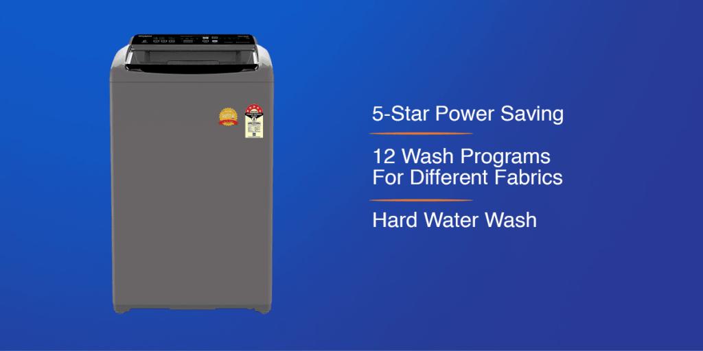 Whirlpool 7 Kg Royal Plus Fully-Automatic Top Loading Washing Machine