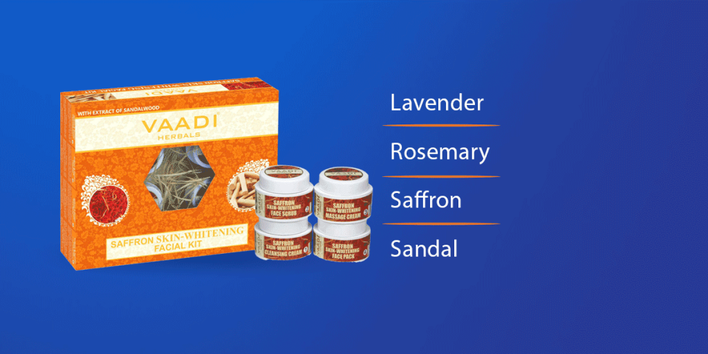 Vaadi Herbals Facial Kit